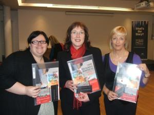 Annmarie Miles, Vanessa O'Loughlin, Susan Condon