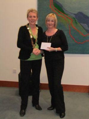 Mayor of Tallaght, Susan Condon