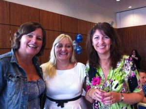 Jillian Godsill, Valerie Healy, Michelle Jackson