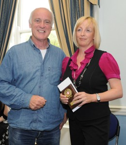 John MacKenna, Susan Condon - 1st Prize - City of Dublin VEC Short Story Competition, 2010