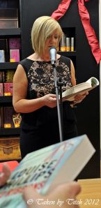 Louise Phillips - Red Ribbons Launch