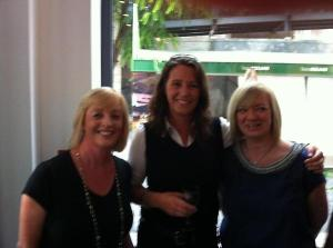 Susan Condon, Arlene Hunt, Louise Phillips