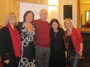 Louise Phillips, Jillian Godsill, John Ivory, Maura Donaghue, Susan Condon