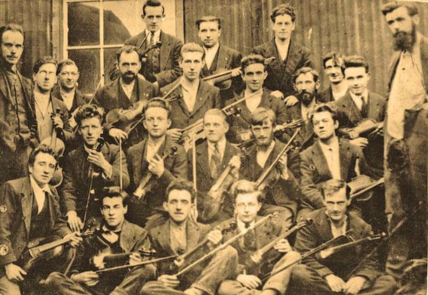 Ballykinlar Camp Orchestra