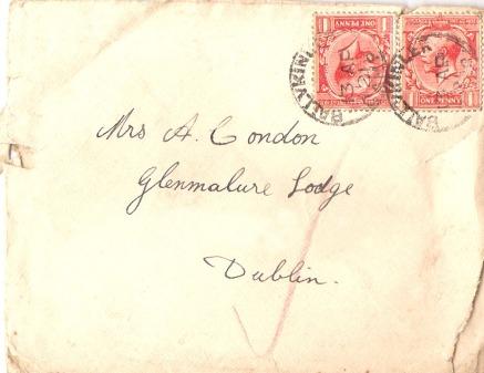 Ballykinlar, 1921