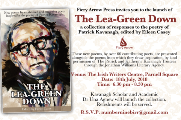 The Lea Green Down invite